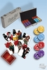 DC Direct Cover Girls of the DC Universe Poker Set
