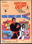 Victory Games James Bond 007 RPG You Only Live Twice Box Set