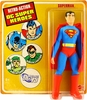 DC Universe World's Greatest Super Heroes Mego Retro Superman Figure