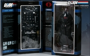 "Sideshow Collectibles GI Joe Cobra Commander 12"" Action Figure"