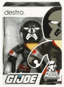 GI Joe Mighty Muggs Destro Figure