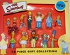 Vivid Imaginations Simpsons 12 Piece Miniature Figure Set