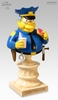 Sideshow The Simpsons Chief Wiggum Polystone Bust