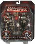 Battlestar Galatica Daybreak Cylons Action Figure Set
