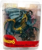 McFarlane Dragons Series 7 Warrior Dragon Clan Variant Figure