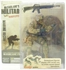 McFarlane Military Redeploy Marine Corps Recon African American Figure