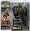 McFarlane Military 3 Navy Seal Boarding Unit African American Figure