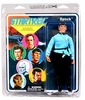 Star Trek Retro Cloth Mego Spock Action Figure