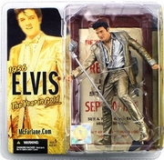 McFarlane 1956 Elvis The Year in Gold Figure