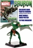 Classic Marvel Figurine Collection Magazine Special Sauron