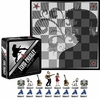 Wood Expressions Elvis Presley Chess Set
