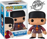 Funko Pop Rock Vinyl 28 Beatles Yellow Submarine Paul McCartney Figure