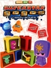 Crazy Bones Gogo's Series 6 Superstar Sticker Album