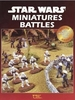West End Games Star Wars Miniatures Battles Starter Set
