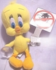 Looney Tunes Tweety Bird Suction Cup Plush
