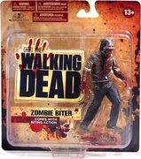 McFarlane Toys The Walking Dead TV Series Zombie Biter Figure