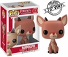 Funko Pop Holiday Vinyl 03 Rudolph the Red-Nosed Reindeer Figure