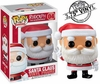 Funko Pop Holiday 04 Rudolph Santa Claus Figure