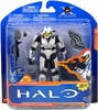 McFarlane Halo 10th Anniversary White Spartan Mark VI Figure