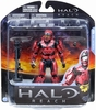 McFarlane Halo Reach Series 2 Red Spartan CQC Figure