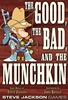 Steve Jackson Games The Good The Bad and The Munchkin Card Game