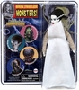 Universal Monsters Retro Cloth Mego Bride of Frankenstein Action Figure