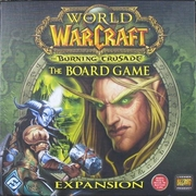 Fantasy Flight Games World of Warcraft Burning Crusade Expansion Game