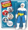 DC Universe Worlds Greatest Super Heroes Mego Retro Captain Cold Figure