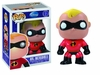 Funko Disney Pop Heroes Vinyl 17 The Incredibles Mr. Incredible Figure