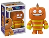 Funko Disney Pop Heroes Vinyl 14 Monsters Inc. George Sanderson Figure