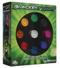 DC Direct Green Lantern Blackest Night Power Ring Spectrum Ring Set