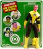 DC Universe Worlds Greatest Super Heroes Mego Retro Sinestro Figure