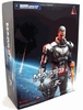 Mass Effect 3 Play Arts Kai Male Commander Shepard Figure