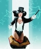 DC Direct Women of the DC Universe Series 3 Zatanna Bust