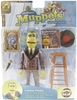 The Muppet Show Series 7 Johnny Fiama Casual Jacket Action Figure