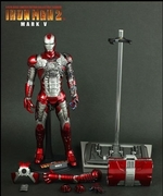 Hot Toys Iron Man 2 Mark V Masterpiece Collecitble