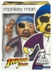 Indiana Jones Mighty Muggs Monkey Man Figure