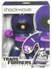 Transformers Mighty Muggs Shockwave Figure