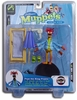 The Muppets Series 5 Pepe the King Prawn Action Figure