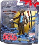 McFarlane Toys The Walking Dead Officer Rick Grimes Figure