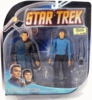 Star Trek Enterprise Incident Kirk and Spock 2 Pack Action Figure Set