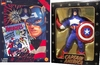 Marvel Famous Covers Captain America Action Figure