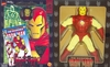 Marvel Famous Covers Iron Man Action Figure