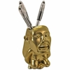 Indiana Jones Golden Fertility Idol Pencil Holder