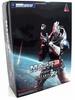 Mass Effect 3 Play Arts Kai Garrus Vakarian Figure