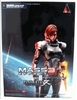 Mass Effect 3 Play Arts Kai Female Commander Shepard Figure