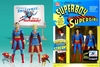 DC Direct Classic Silver Age Superboy and Supergirl Figure Box Set