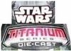 Star Wars Titanium Vehicles