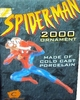 Creative License Marvel Spider-Man 2000 Christmas Ornament