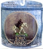 Lord of the Rings Armies of Middle Earth Merry in Rohan Armor on Pony